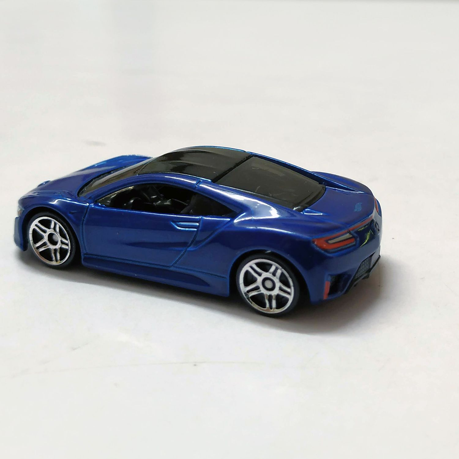Hot Wheels Acura NSX Mainline Scale Model